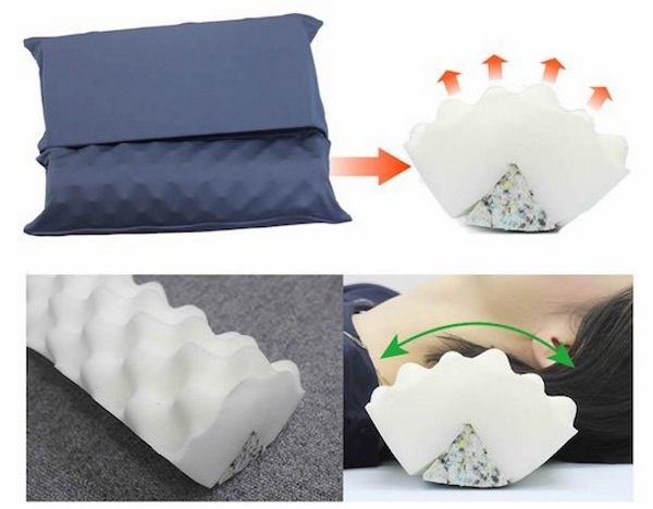 Neck Pain Relief Pillow for Smartphone Users – give you neck some TLC with this pillow