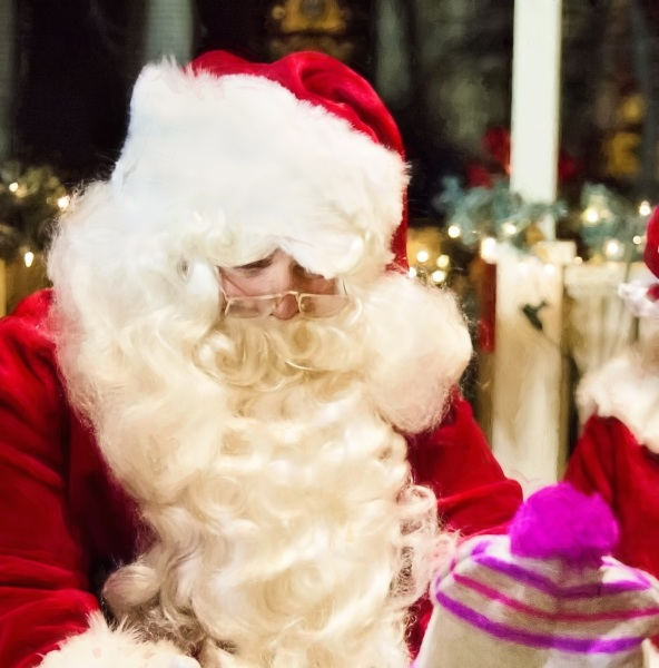 Santa Phone – let your kid tell the elves what they want under the tree