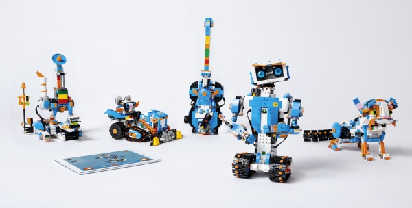 LEGO BOOST Bricks – get into robotics with an old favorite.