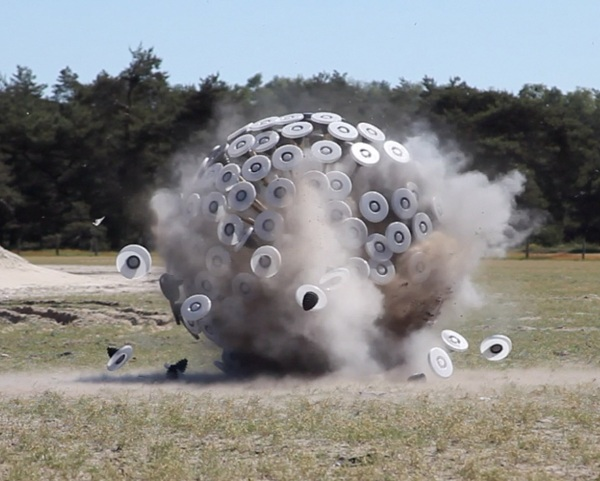 Mine Kofon – is this the affordable solution to cleaning up land mines?