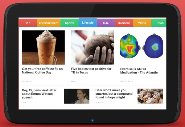 SmartNews – the app that curates today's headlines