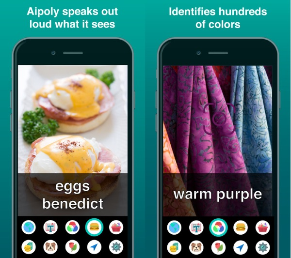 "Aipoly Vision – the phone app that ""sees"" for you"