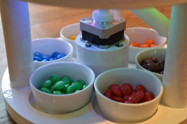 Skittles Sorting Machine – this is a great fun but the price tag isn't