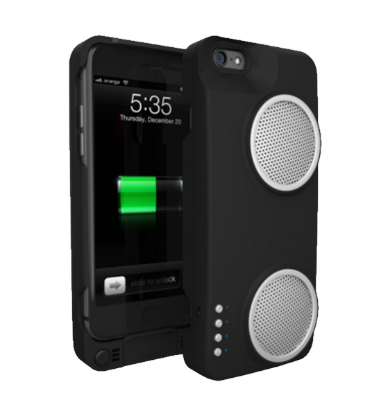 PERI Duo – the speaker case that lets you keep the party going