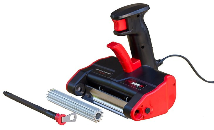 Electric Fish Skinner – cut your skinning time in half