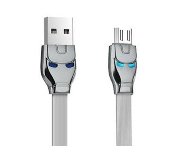 Steel Man Micro-USB Charging Cord – this cord will give you power but it will not avenge you