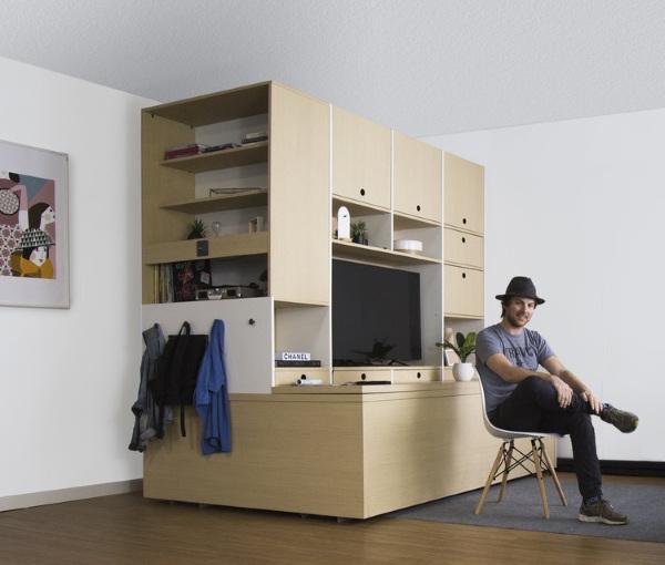 Ori – small room, no problem