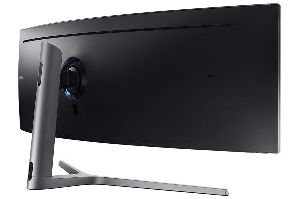 Samsung 49-inch Monitor – bigger, brighter, better