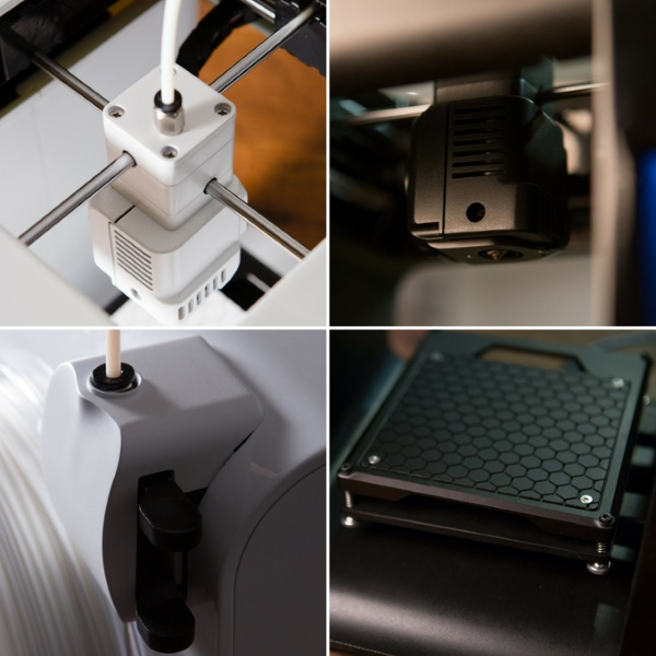 Obsidian 3D Printer – affordable and compact, perfect for getting you started