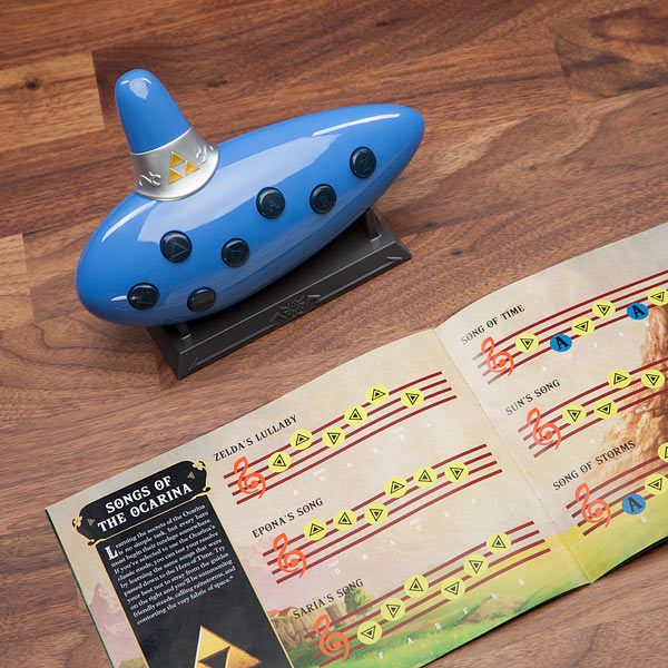 Electronic Ocarina of Time – get this legendary instrument before your next adventure