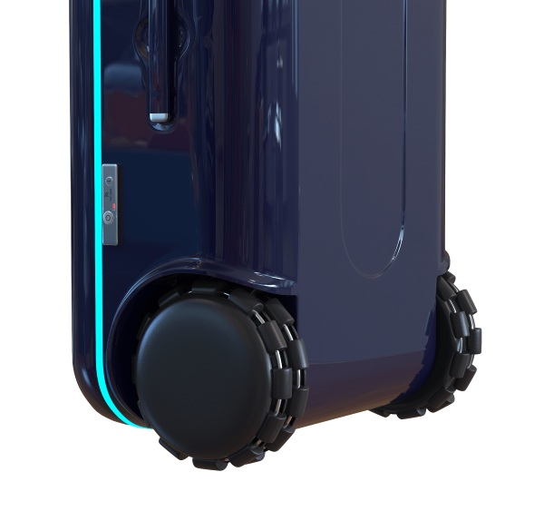 Travelmate – the smart suitcase for all your travel needs