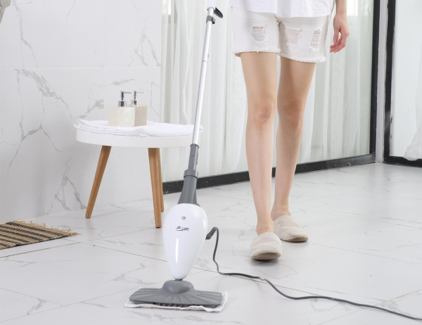 Sanitizing Steam Mop – use the power of steam to get your floors shining