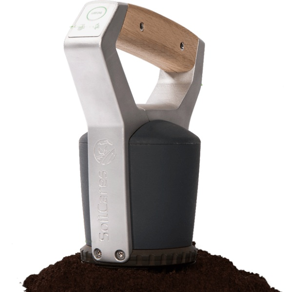 SoulCares Soil Scanner – find out if your dirt is the fertile kind