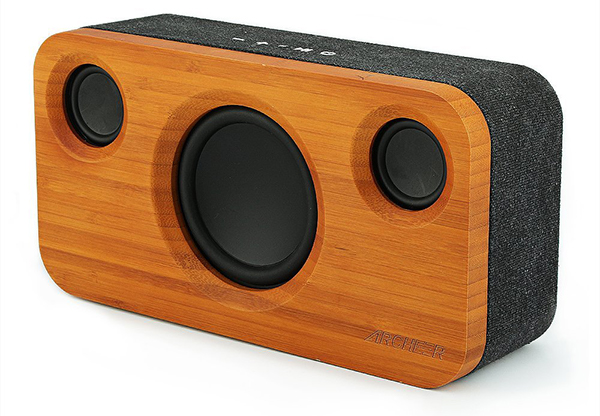 Archeer  A320 – A Bamboo Speaker with A LOT of Bass! [REVIEW]