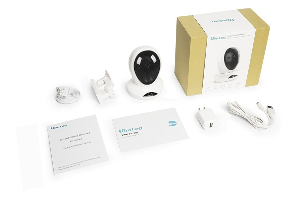 Vimtag Fencer – the security camera is a bit of an eyesore but it does a solid job [REVIEW]