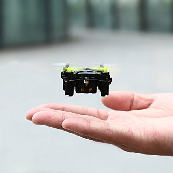 Aukey Mini Drone – World's Smallest and Cheapest Mini Drone! [REVIEW]