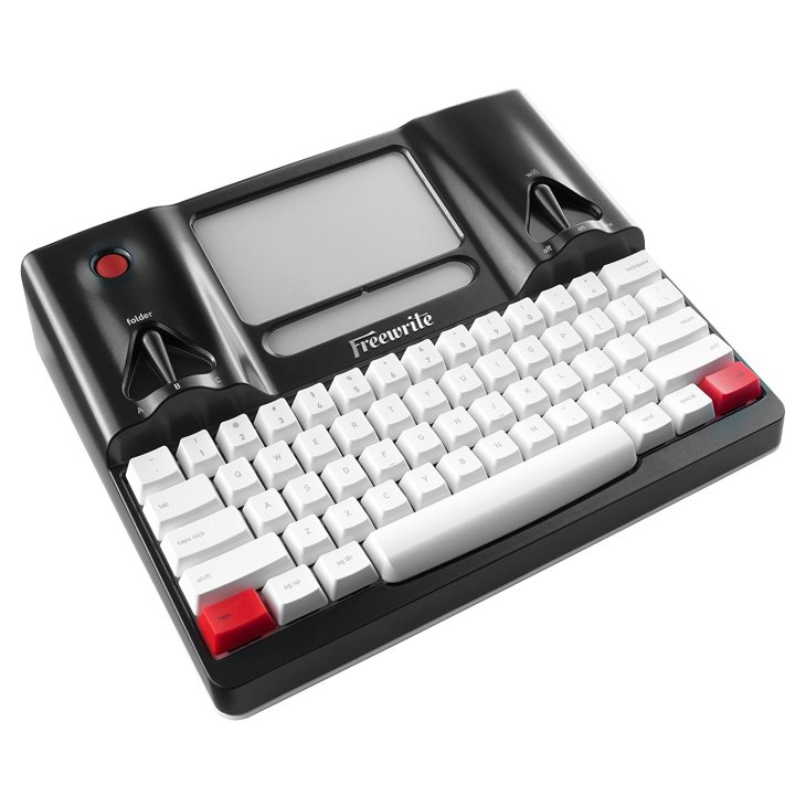 Freewrite – the modern typewriter for distraction free writing
