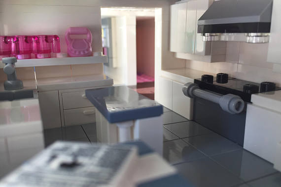 Little Brick Lane – get your Lego dream home