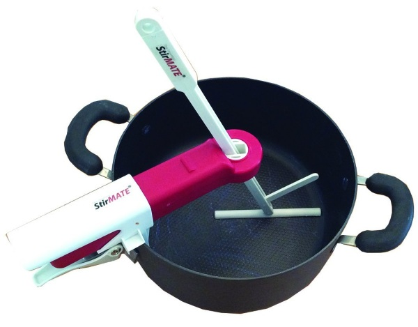 StirMate – get hands free stirring with this gadget