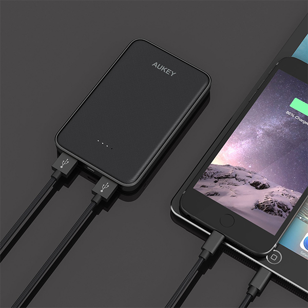 Aukey 10.000mAh Powerbank – The 10$ Powerbank you Need! [REVIEW]