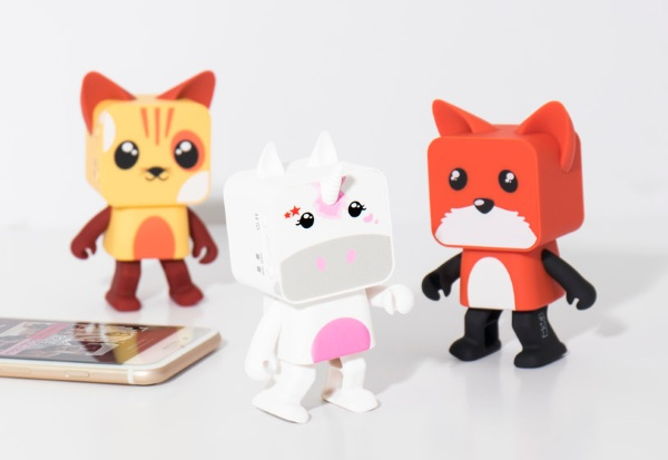 Dancing Animal Speaker – this cute speaker will brighten your mood with its sick moves