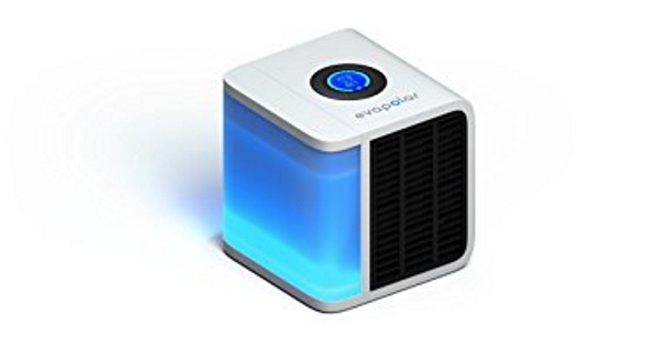 Evapolar Personal Air Cooler – cool, clean, and humidify air