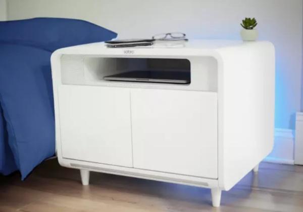 Soboro Smart Side Table – upgrade your nightstand