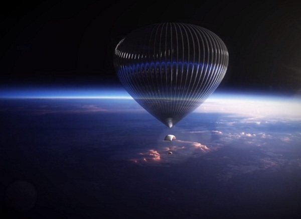 World View Experience – take a trip to space in a balloon