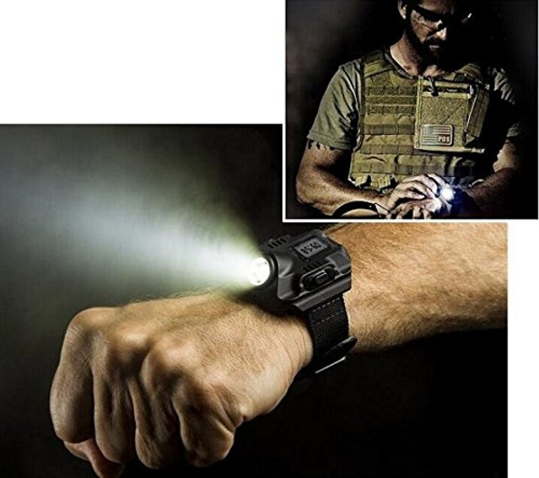 Wrist Watch Torch Light – the flashlight for your wrist