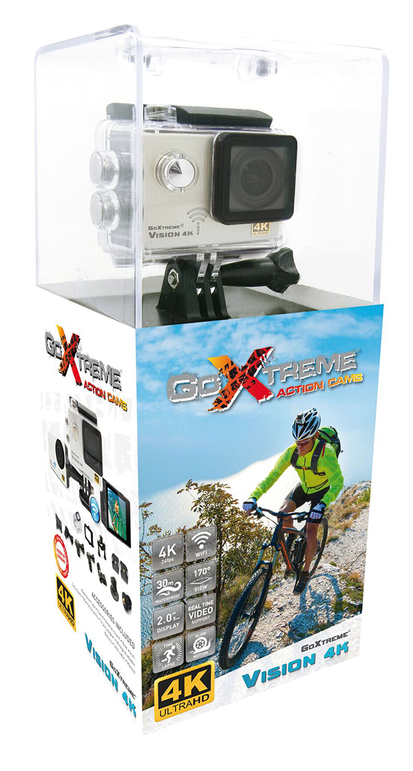 GoXtreme Vision 4K – The Cheap GoPro Alternative! + TEST [REVIEW]