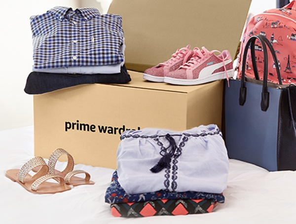 Prime Wardrobe – try on clothes you buy from the internet before committing