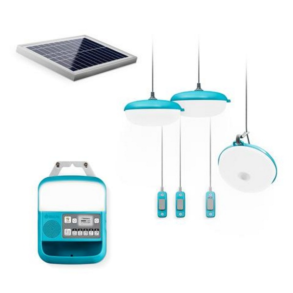 SolarHome 620 – this light will make you feel at home off gird