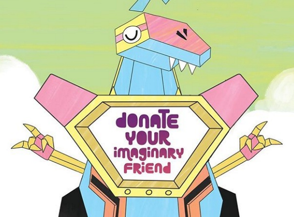 Donate Your Imaginary Friend – give a kid with cancer a buddy to help them through it