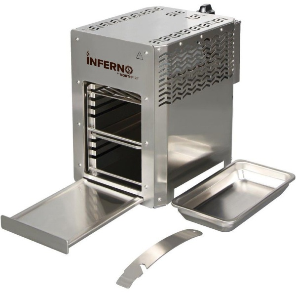 Inferno – grill a steak instantly