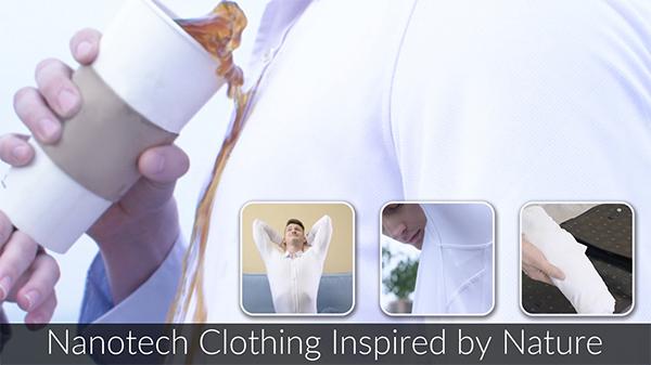 Lotushirt – This Shirt is MAGIC!? (Water Resistant Test)