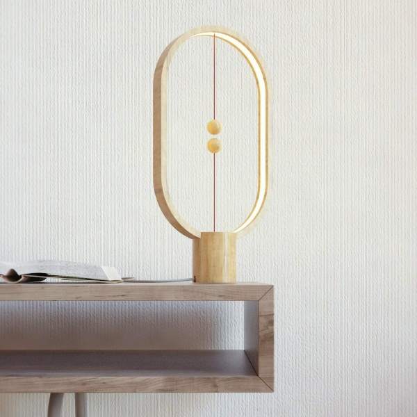 Balance Lamp – the lamp that wants you to keep it chill