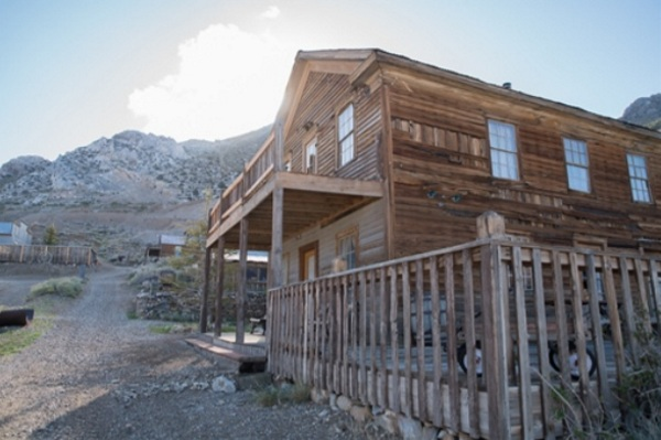 Cerro Gordo – fancy your own ghost town?