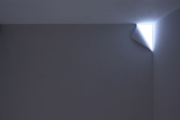 Peel – turn the corner of your wall into a portal