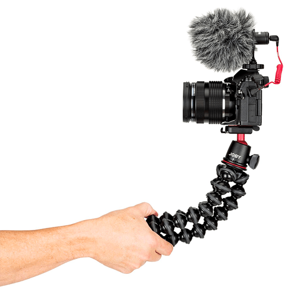 The Gorillapod 3K Kit for DSLR?
