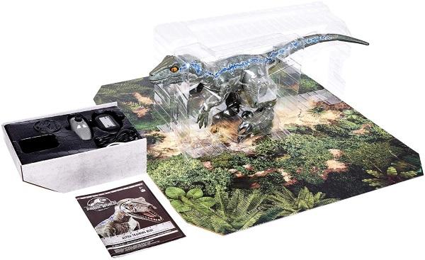Alpha Training Blue – your own pet (robot) dinosaur