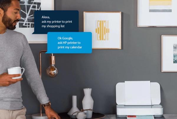 HP Tango – a smarter printer