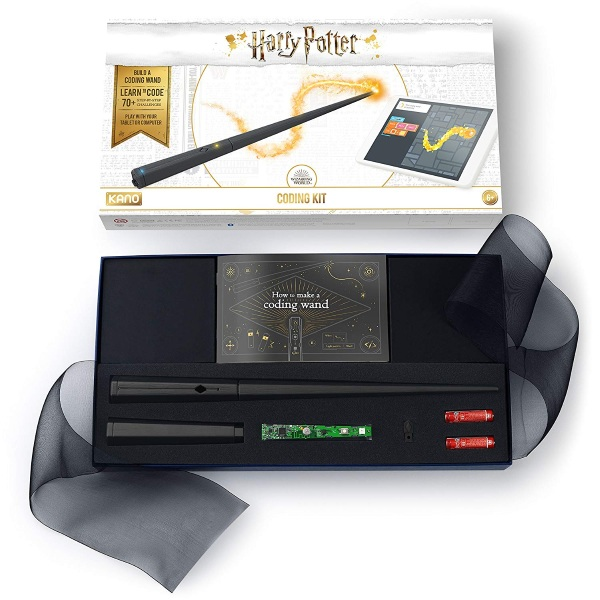 Kano Harry Potter Coding Kit – make your own magic and wand