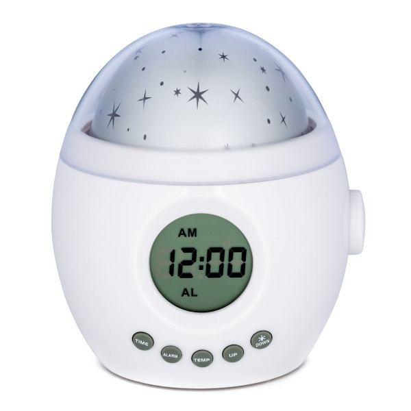 Galaxy Clock – a better, more calming alarm clock