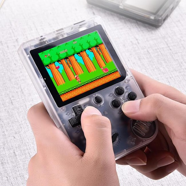 Retro FC Handheld Game Console – all your favorites, right in your hand