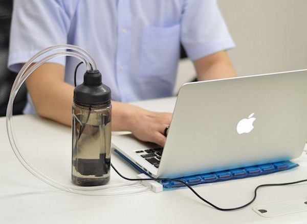 USB Water Cooling Pad – just add water