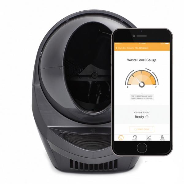Litter Robot 3 Connect – the smarter litter box