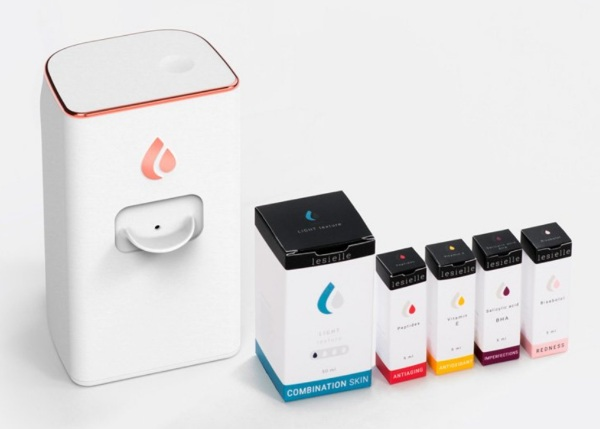 Lesielle – this gadget makes specialized lotion