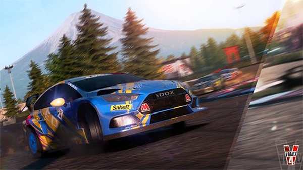 GAME REVIEW: V-Rally 4 (Nintendo Switch)