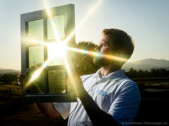 Solar Windows could lead to the end of the solar panel era