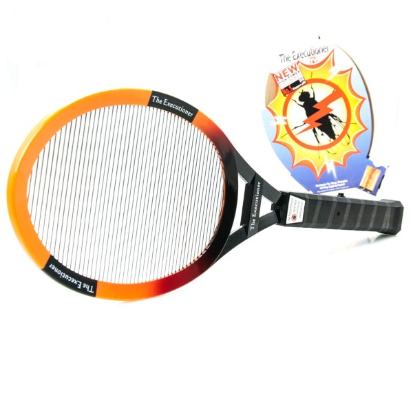 Executioner Fly Swatter – swing and zap
